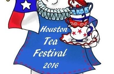 Houston Tea Festival Logo