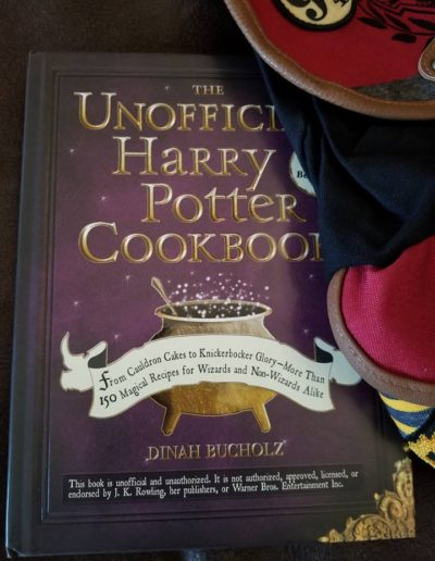 The Unofficial Harry Potter™ Cookbook